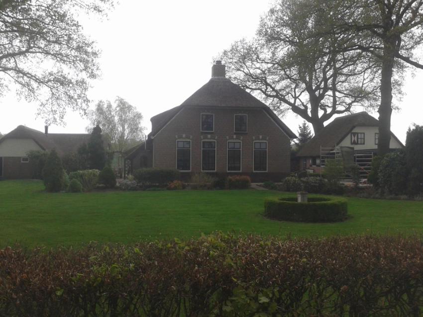 Gevelrenovatie in Balkbrug - Knipvoeg Voegbedrijf - De Beuck Gevelrestauratie Emmen
