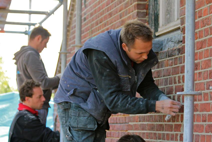 Restauratie Monument - Project Monument076 - Gevelrestauratie - Bed & Breakfast Etten-Leur / Breda