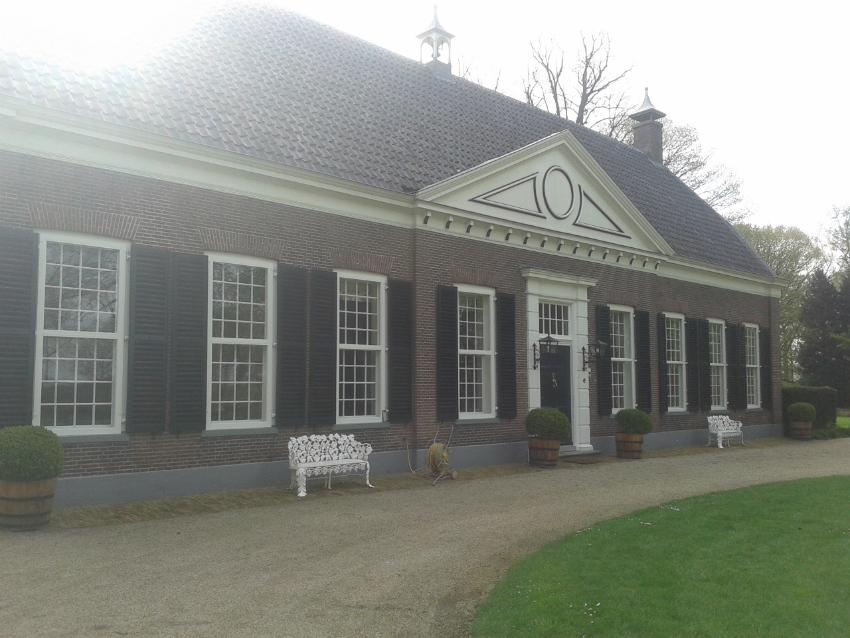 Gevelrenovatie Landgoed Dalfsen - De Beuck Gevelrestauratie - Voegen met kalk